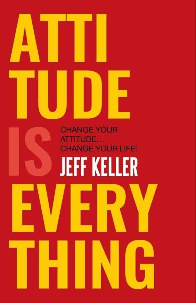 attitude is everything book